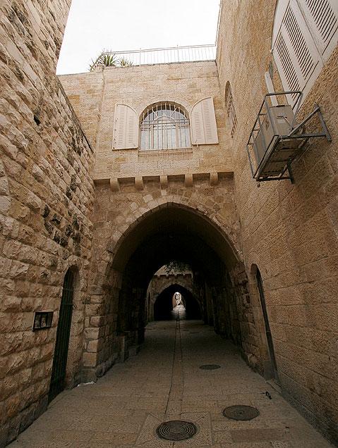 מדריך טיולים בירושלים - טיול דרך ארץ
